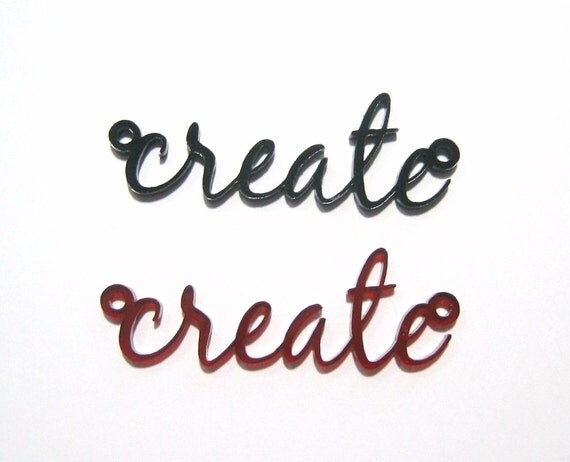 create Necklace - BLACK ONLY