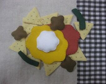 Felt nachos