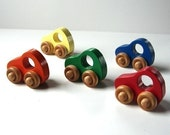 small cars (set of 4) reserved for Robin