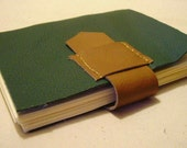 Handbound Leather Journal