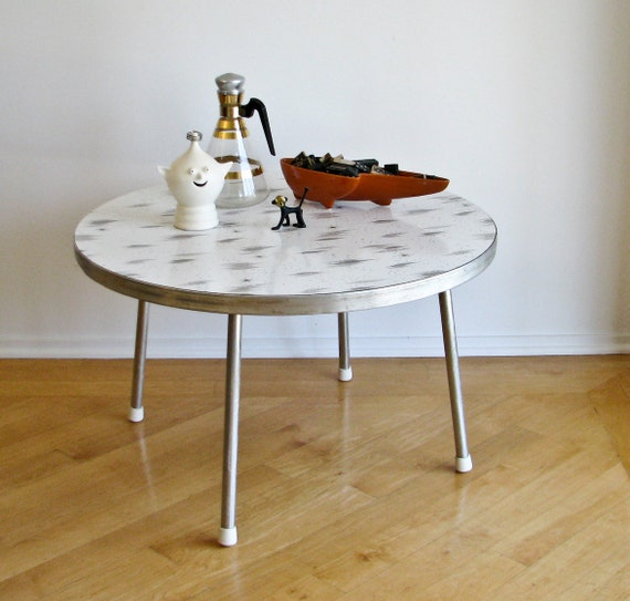 1950s Atomic Cocktail Table