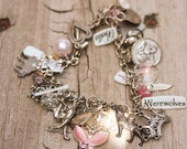 Christmas Sale Vampire Romance  Charm Braclet-Free Shipping USA