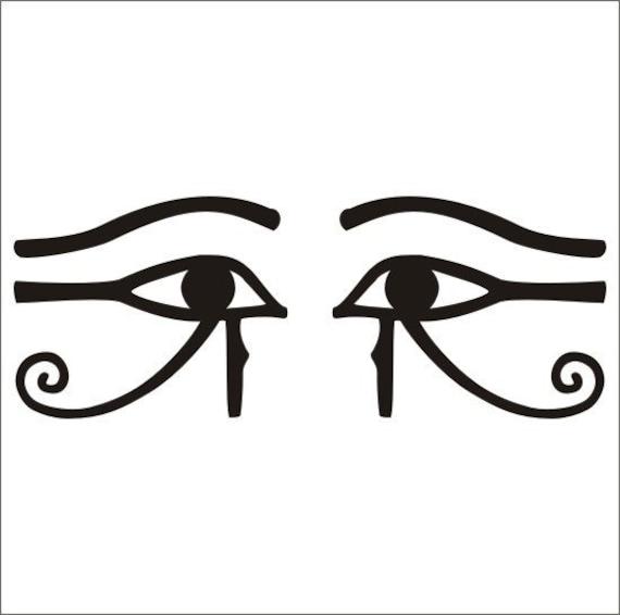 eye of ra and horus