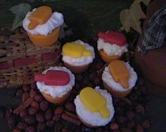 Dreamsicle Bakery Tarts
