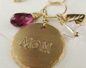 Sweet Leaf Bracelet for MOM