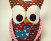 Owl Bookend Riley Blake