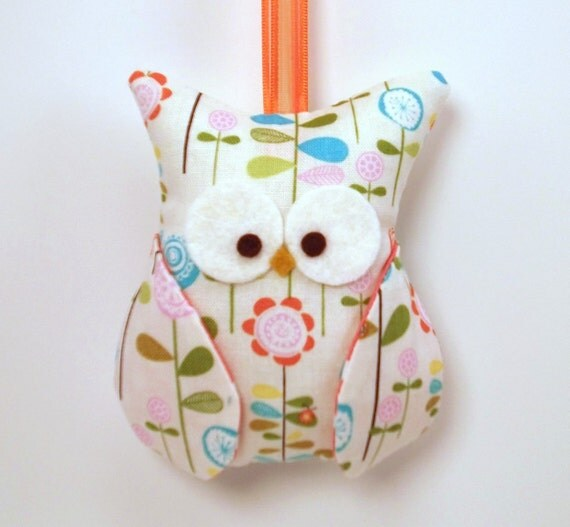 Owl Ornament - Party Favor   No.9