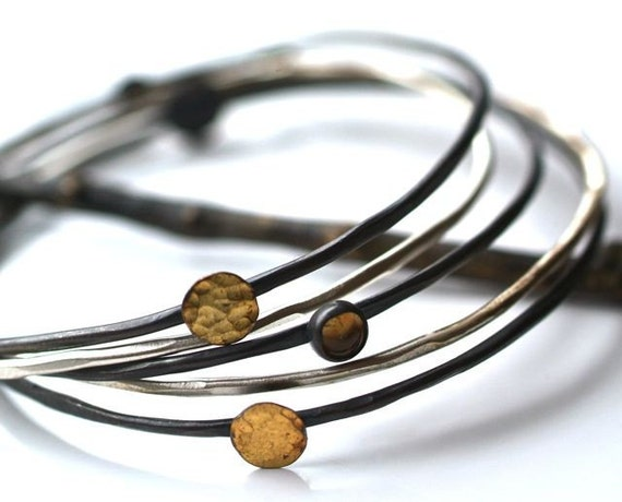 ardent sterling  bangles