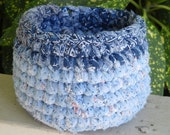 Blue Handcrafted Bowl