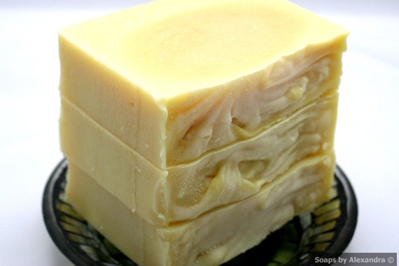 QUINCE Soap - Cold Process Soap made with Mango Butter & Silk - Handmade Soap - Mother's Day Gift