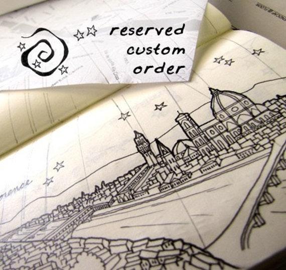 Reserved Order for merashbow