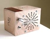 Cigar Box Amp - Nub Habano - Portable Battery Powered Amp - Ready to Ship