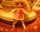 For Fidelia Fuuga Fidelina CCC Firefly Gingerbread Dress and Leg Warmers