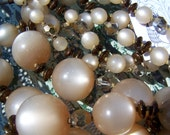 Vintage Princess Moonstone Necklace