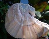 Vintage Princess Dolly Dress