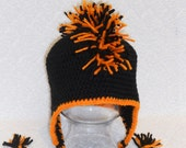 Mohawk Earflap Hat- MADE TO ORDER