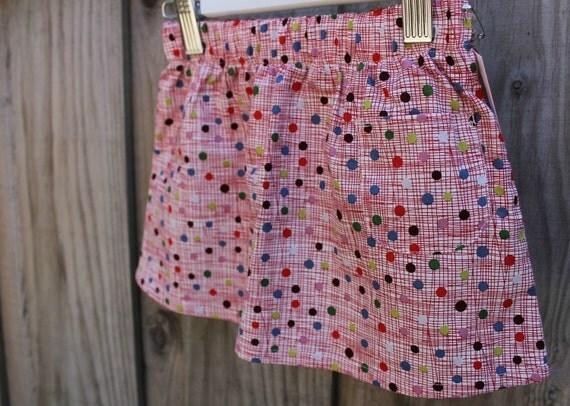Sunnytown kids skirt
