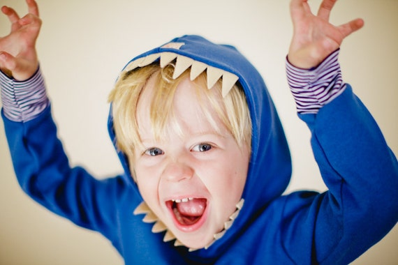 reserved listing for Sari - Shark Kids Hoodie