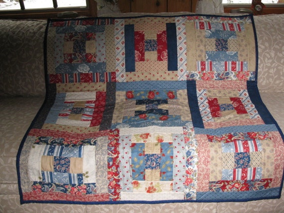 Patriotic Wall Hanging and Table Cloth