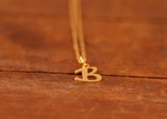Golden B Charm SALE