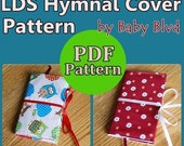 LDS Hymnal Cover Pattern/ tutorial