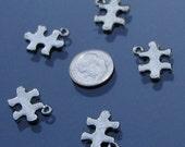 Puzzle Piece Charm 400a (5pcs)