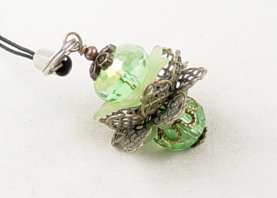 Zipper Pull, Purse Charm, Cell Charm GREAT Gift 131