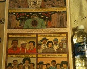 Hip Hop Family Tree, DJ Kool Herc Spawns A New Culture Page 2, 11 x 17 digital print on 110lb. cardstock