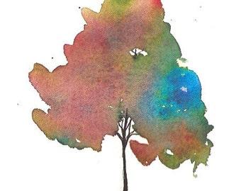 Kaliedoscope Tree