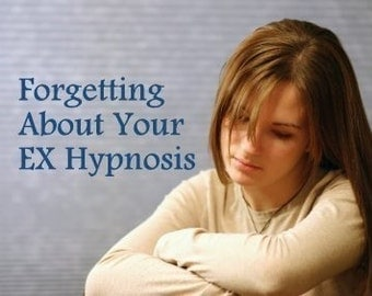 Forgetting About Your Ex  Hypnosis Cd or mp3 Download. Get Over Your Ex Once and For All.