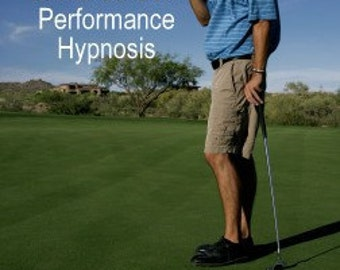 Enhance Golf Performance Improve Your Golf Game Hypnosis CD or mp3 Download