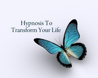 Hypnosis To Transform Your Life Any change you want to make using hypnosis is available through this CD or MP3 download