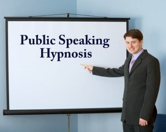 Public Speaking Hypnosis. Give Compelling Speeches and Presentations. Give Presentations Confidently and Successfully