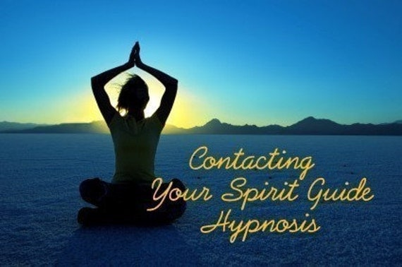 Contacting Your Spirit Guide Hypnosis Spirituality New Age Hypnosis CD or MP3 Download