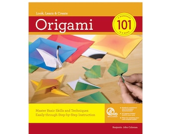 Origami 101 Amazingly Easy to Learn Origami