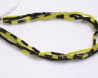 GO STEELERS  Black and Gold Three Strand Bracelet - Free Shipping