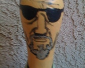 The Big Lebowski Dude  Hand Painted Bowling Pin