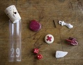 miniature cabinet of curiosities 29, Letters From the Front