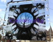 5x5 Transparent Ancient Tree of Life Suncatcher Ornament by CosmicSky Image 60