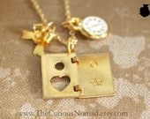 I Want To Be Loved By You - Necklace