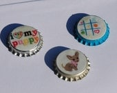 M2MG Gymboree Bottle Caps Lots of Dots OOPS