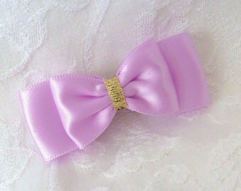 DOG BOW- Felicity Dog Bow in Orchid