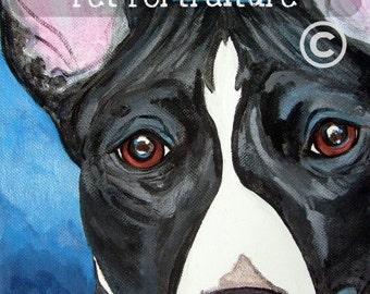 8x10 Custom Pet Portrait