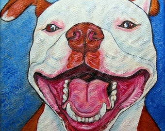 "12""x12"" Custom Pet Portrait"