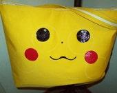 Pikachu Tote Bag