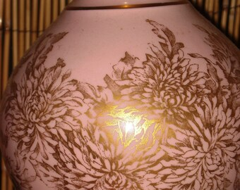 Pink and Gold LAMP