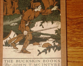In Kentucky with Daniel Boone STORY BOOK