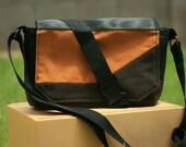 F4 Camera Bag-Yellow/brown