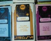 Vintage Zodiac Packets
