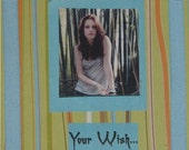 Bella Greeting card. Reserved for Allison